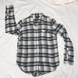 Ladies Lucky LS Flannel Shirt XS